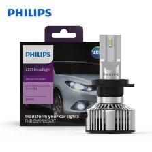 飞利浦(PHILIPS)星耀光第三代 汽车LED大灯 HIR2 一对装 远近一体