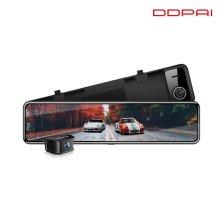 盯盯拍E5高清夜视前后双录行车记录仪后视镜
