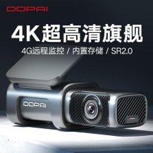 盯盯拍行车记录仪MINI5 4K超高清画质 SONY图像传感器 64G内置存储 ADAS驾驶辅助 5GHzWiFi传输