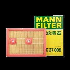 曼牌/MANNFILTER 空气滤清器 C27009