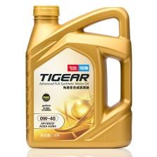 【韩国SK制造】驾驰/THINKAUTO TIGEAR PAO先进全合成润滑油 SN/CF 0W-40 4L