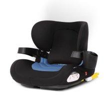 瑞贝乐/REEBABY儿童安全座椅3-12岁便携式车载增高垫ISOFIX硬接口【浅艾蓝】