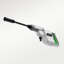 Fixnow时尚手持锂电高压洗车机清洗机24V/180W/24BAR 洗车神器白色 标准版