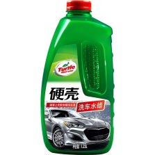 龟牌(Turtle Wax)硬壳高泡洗车液洗车水蜡汽车清洁剂浓缩泡沫洗车液汽车用品大桶去污上光 1.25L G-4008R1