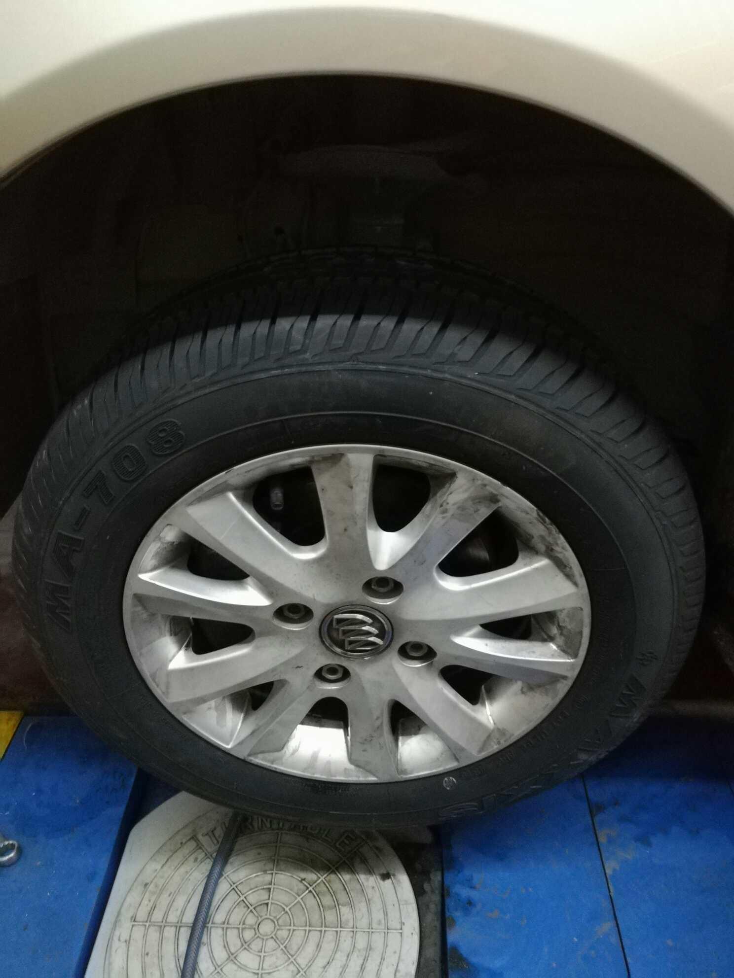 静音舒适新选择 玛吉斯MS1轮胎体验