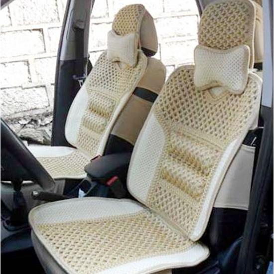 棕垫 汽车座垫-夏季座垫 - 途